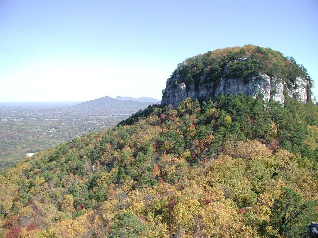 Pilot Mountain Knob