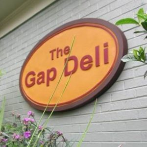 The Gap Deli at the Blue Ridge Parkway in Fancy Gap VA