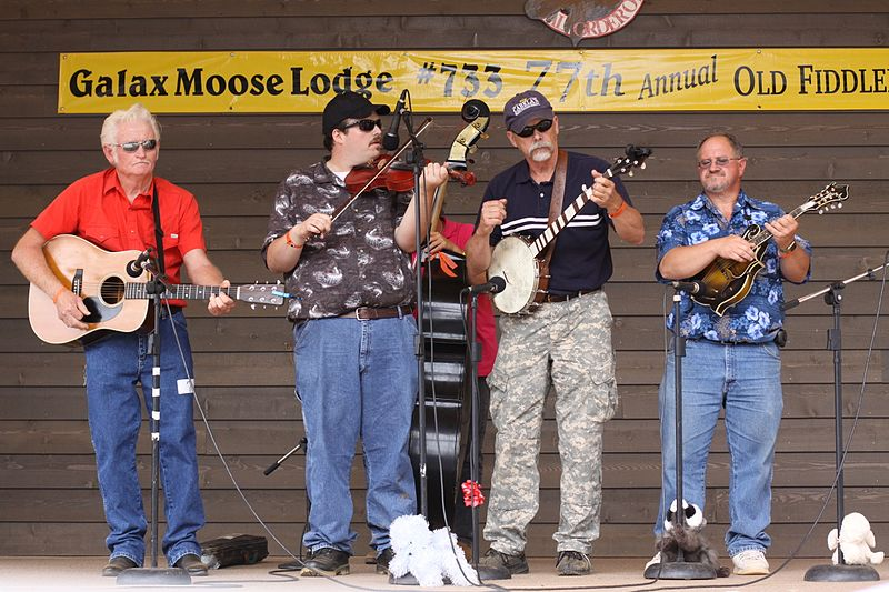 Galax Fiddler's Convention