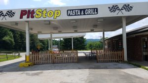 Pit Stop Pasta and Grill - Covered Patio