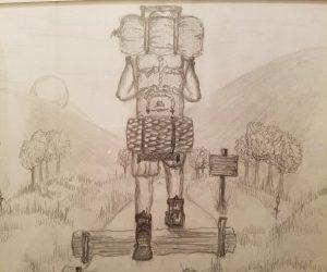 Nathaniels Hiker