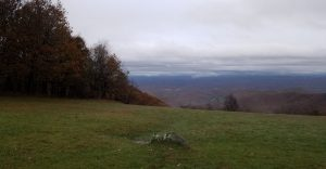 View from the Rocky Knob Parking Lot